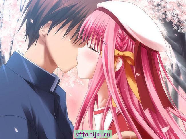 картинки про любовь красивые аниме